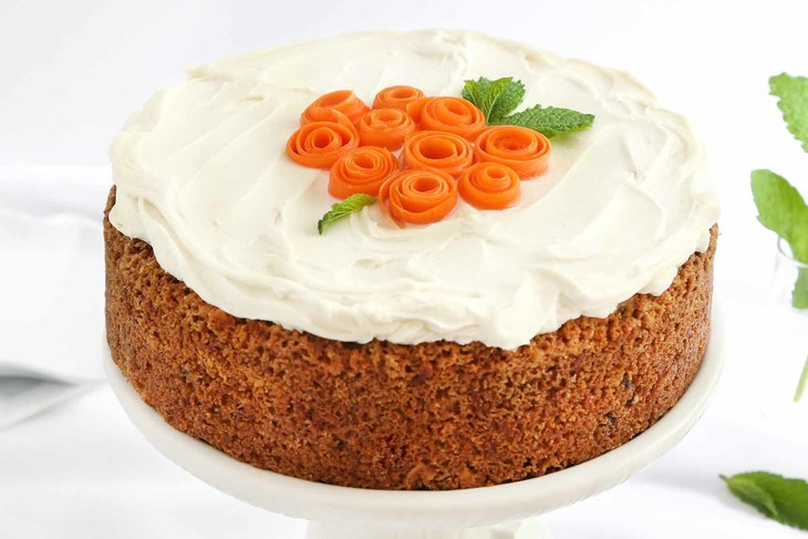 Carrot Cake With Cream Cheese Frosting - Recipes  Go Bold -6896